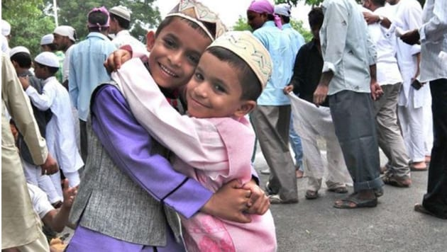 Eid Al-Adha will be celebrated on August 12 this year.(Ravi Kumar/HT)
