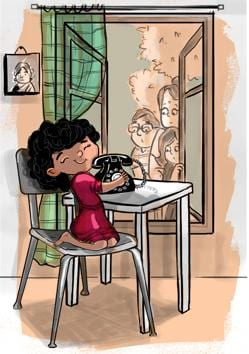 Faaltugiri And Other Flashbacks: How I Survived a Childhood In The '80s recounts an era before the riots tore Bombay apart, before three Khans came to dominate the box office, before the Internet connected us in absurd and alarming ways.(Illustration: Abhilasha Khatri)