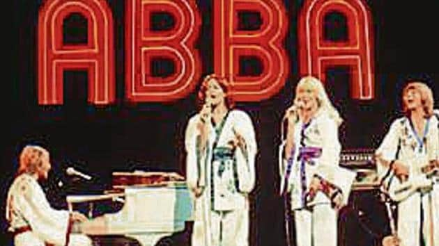 ABBA is named after the initials of the first names of its four members — Agnetha Fältskog, Björn Ulvaeus, Benny Andersson and Anni-Frid Lyngstad.(HT FILE/SOURCED)