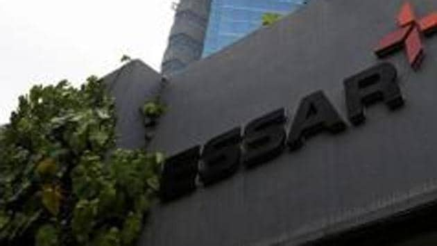 """Essar in a statement said the leakage happened on Wednesday night and it was a clear case of """"sabotage"""" by five or six people. The police is investigating the company's claim.(REUTERS PHOTO.)"""