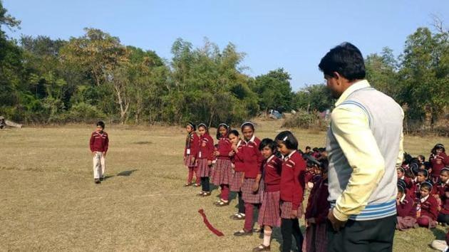 DAV Sindri school(HT file)