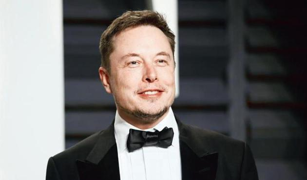 Elon Musk on Twitter declared that he supports 2020 Democratic presidential candidate Andrew Yang.(Reuters Photo)