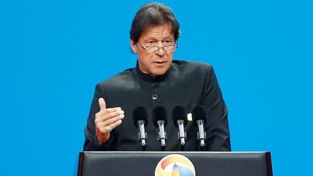 Pakistani Prime Minister Imran Khan(REUTERS FILE PHOTO)