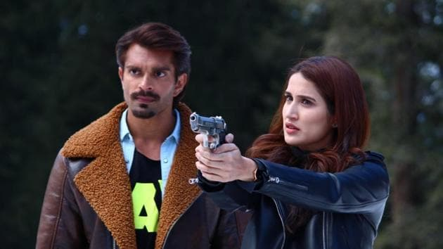 BOSS Baap of Special Services stars Karan Singh Grover as a conman and Sagarika Ghatge as a cop.