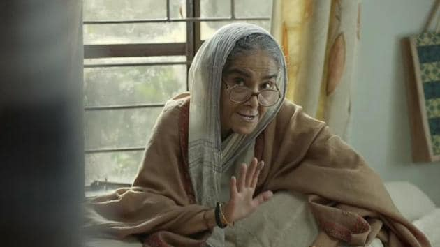 Actor Surekha Sikri won the National Film Award for the Best Supporting Actress.