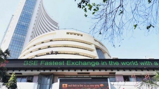 Tata Motors, Tata Steel, Sun Pharma, ONGC, Yes Bank, Hero MotoCorp and Asian Paints were the other gainers, rising up to 2 per cent.(PTI image)