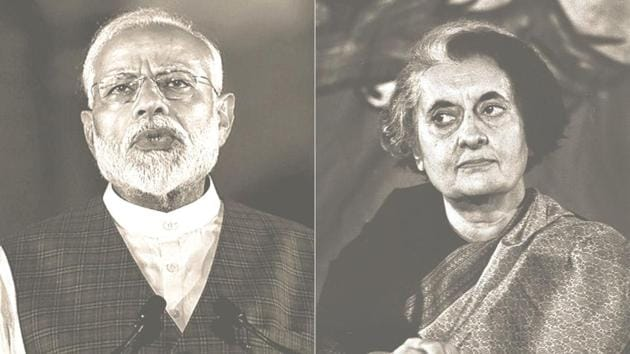 In Kashmir, Indira Gandhi's biggest challenge were local leaders who would cleave to New Delhi's vision. Modi will face the same thing(REUTERS, GETTY IMAGES)