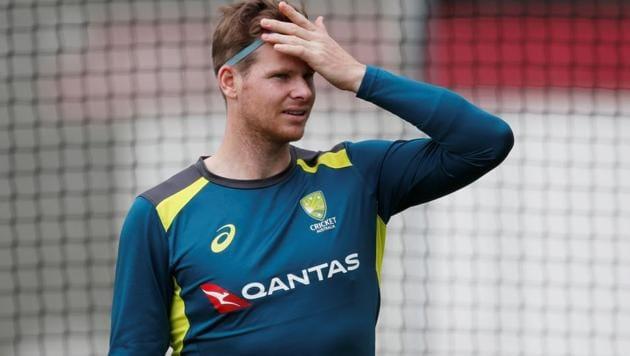 Australia's Steve Smith during nets(Action Images via Reuters)