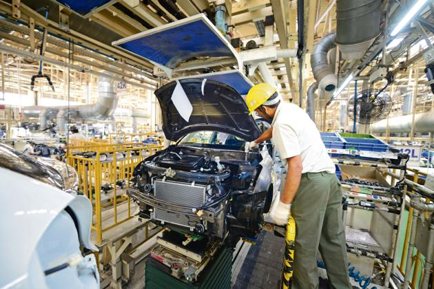 The general economic slowdown, along with tight liquidity conditions, dragged overall retail sales of the Indian automobile sector in July down by 6 per cent on a year-on-year basis.