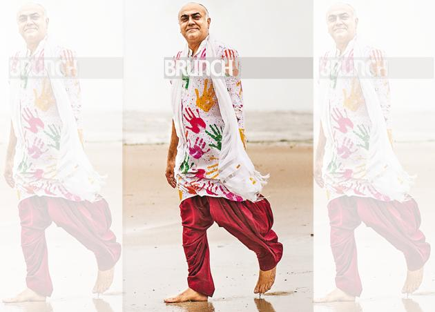 According to Rajit Kapur, an open mind, a free body and a big heart are the traits one needs to become a theatre actor(Aalok Soni)