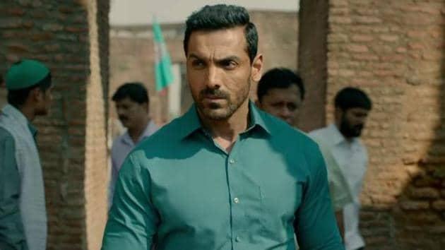 Batla House movie review: John Abraham plays an encounter specialist cop in director Nikkhil Advani's new film.