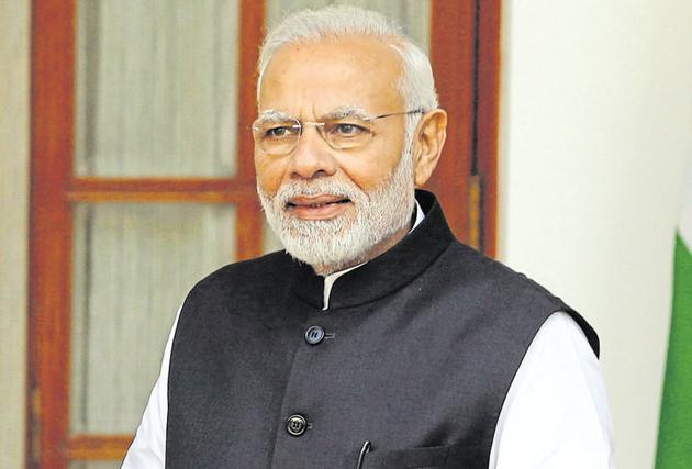 Prime Minister Narendra Modi will deliver his sixth straight Independence Day speech on Thursday.(AP Photo)