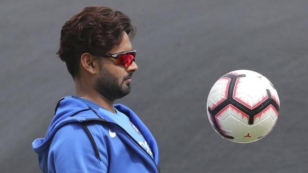 File image of Rishabh Pant(AP)
