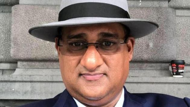 File image of Team India manager Sunil Subramanium,(Sunil Subramanium/ Facebook)