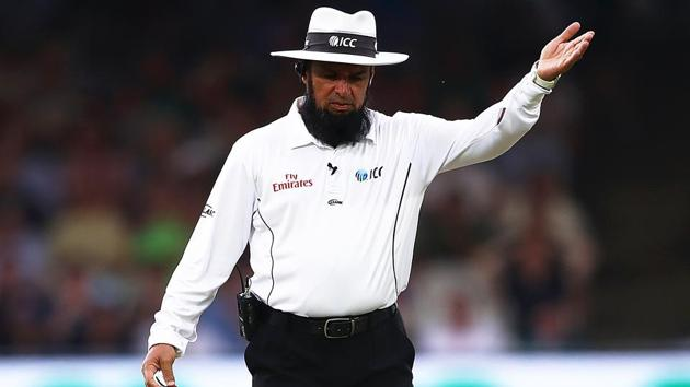 File image of Aleem Dar(Getty Images)
