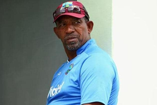 West Indies coach Phil Simmons(Getty Images)
