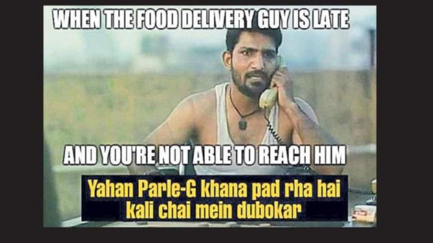 We are touchy when it comes to food delivery vis-à-vis another e-commerce services.