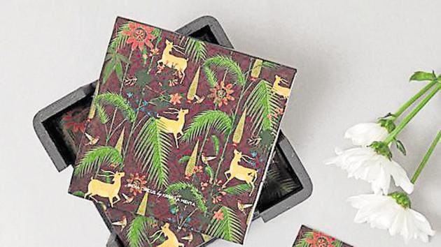 A melange of decor and fashion brands have sparked off floral prints(Indian Circus)