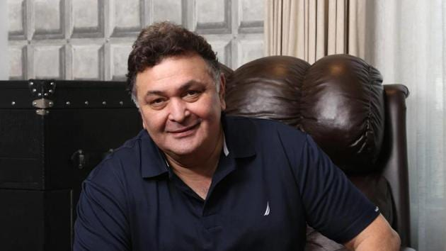 Rishi Kapoor is stationed in the US for his treatment.