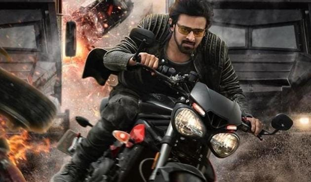 Prabhas plays the lead role of an undercover cop in Saaho.