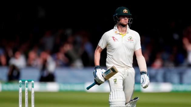 Australia's Steve Smith during the 2nd Ashes Test at Lord's(Action Images via Reuters)