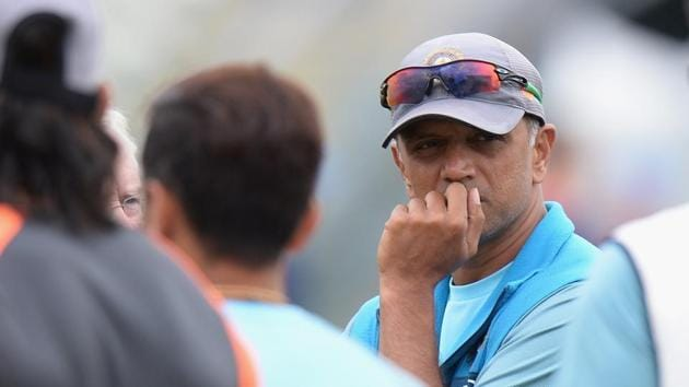 File photo of Rahul Dravid.(Getty Images)