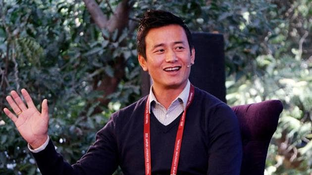 File photo of Baichung Bhutia.(NurPhoto via Getty Images)