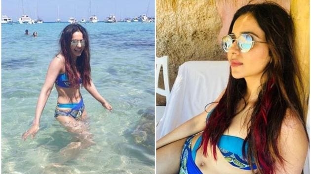 Rakul Preet Singh is off to Ibiza for a holiday, shares beachside pics of life