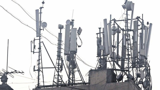 They have now asked the network service provider companies to furnish the entire list of their towers along with geo-coordinates of the same.(HT image)