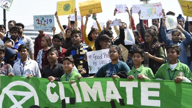 India will lose 10% of its economy by 2100 if nothing is done to address climate change, according to a study co-authored by researchers from the University of Cambridge and published by the National Bureau of Economic Study on Monday.(Arvind Yadav/HT PHOTO (Representative))