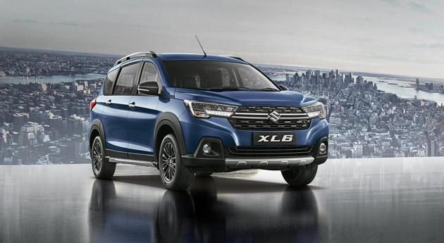 Maruti Suzuki's XL6 priced between Rs 9.79 lakh and Rs 11.46 (ex-showroom).