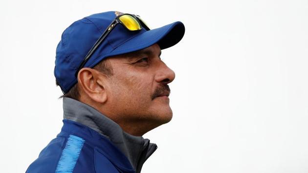 File image of India head coach Ravi Shastri.(Action Images via Reuters)