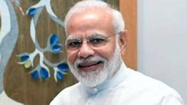 New Delhi and Paris' similar visions for data security and internet governance will be reflected in a road map on digital issues and cyber-security that is expected to be adopted during Prime Minister Narendra Modi's visit to France, people familiar with developments said on Tuesday.(HT Photo)