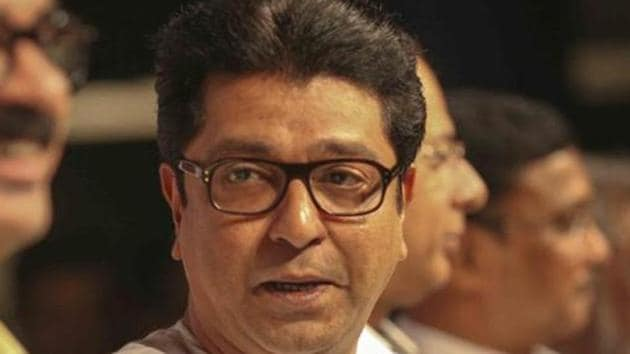 MNS chief Raj Thackeray will be present at ED office in connection with a money laundering probe.(HT photo)