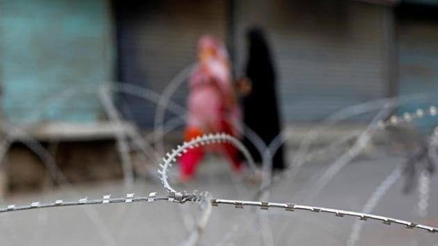 Two Kashmiri women who married migrant labourers from Bihar told a Bihar court that they wanted to stay with their husbands(REUTERS/ Representative Picture)