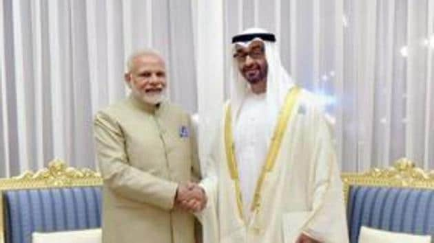 Prime Minister Narendra Modi will receive the Zayed Medal, the UAE's highest civilian award, during the visit.(PTI file photo)