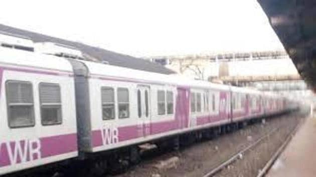 Commuters took to social networking site Twitter and complained to the WR about the condition of the seats inside the compartments.(Representative Image)