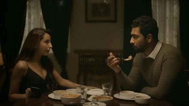 Pachtaoge song: Vicky Kaushal hugs death on learning of Nora Fatehis betrayal