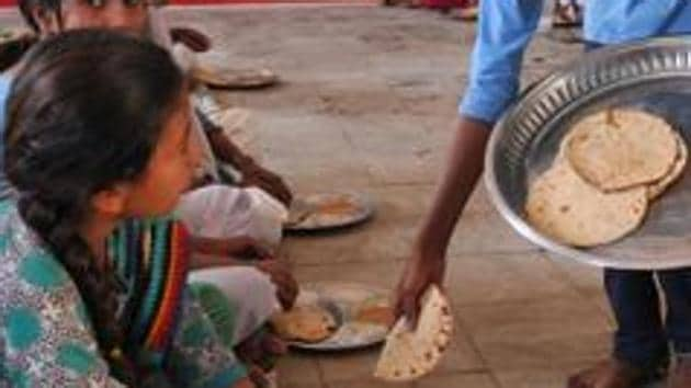 For companies, spending more locally also has the advantage of having the benefits of their CSR activities reach families of their workers.(HT file photo (Representational image))