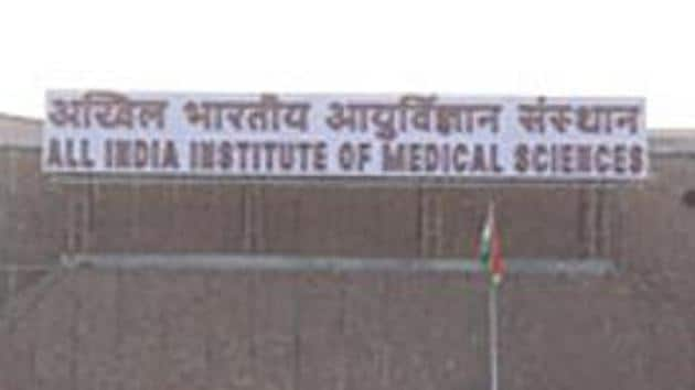 Yoga guru Ramdev's close aide Balkrishna was on Friday admitted to the All India Institute of Medical Sciences in Rishikesh after he complained of chest pain and giddiness.(Mohd Zakir/HT Photo)