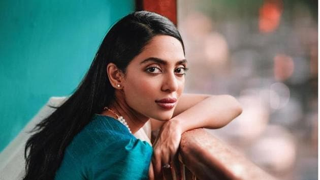 Sobhita Dhulipala plays an intelligence officer in Bard of Blood.