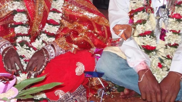 A week after protests erupted in Nuh district's Ferozepur Jhirka following an inter-faith marriage, a mahapanchayat, including members of an umbrella body of Hindu groups and people from nearby villages, was held in on Sunday.((Representative image))