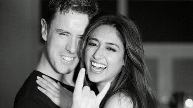 Ileana D'Cruz and Andrew Kneebone had been together for several years.