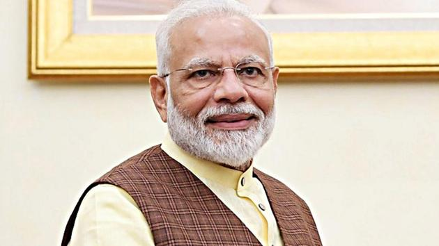 It is time India moved beyond conservation and thought about compassion to create an environment where nature and wildlife can flourish, Prime Minister Narendra Modi said on Sunday.(ANI Photo)