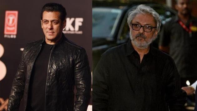 Inshallah shelved: Salman Khan wants Sanjay Leela Bhansali to make the film he wants to make.(AFP/HT)
