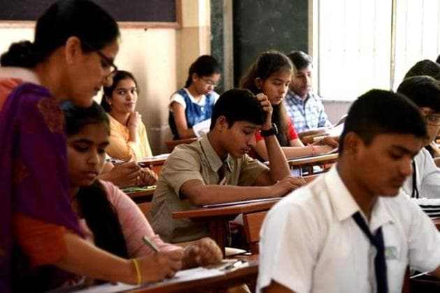 The Maharashtra State Board Secondary and Higher Secondary Education (MSBSHSE) declared the Class 10 supplementary exam results on Friday.(HT/PHOTO)