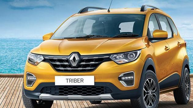 The Renault Triber is powered by a one-litre petrol engine