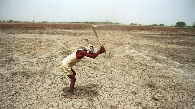 Around 600 million people are already facing a severe water shortage(HT)