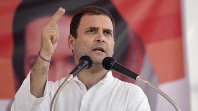 Rahul Gandhi(PTI)