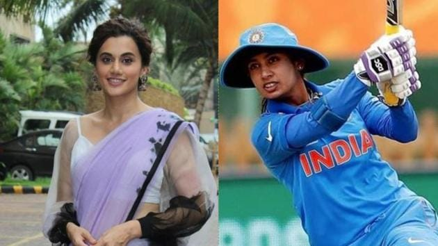 Taapsee Pannu has been offered the Mithali Raj biopic.(IANS/PTI)
